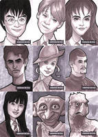 Harry Potter 3 by DennisBudd