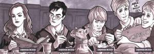 Harry Potter 4 by DennisBudd