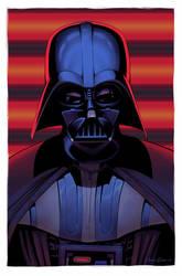 Darth Vader by DennisBudd