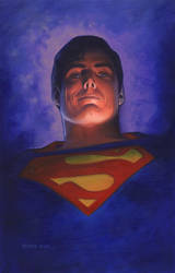 Superman_Christopher Reeve by DennisBudd