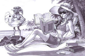 marker_Hermione Granger by DennisBudd
