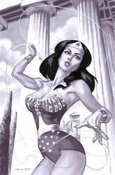 marker_Wonder Woman by DennisBudd