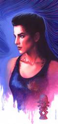 Jadzia Dax_Terry Farrell by DennisBudd
