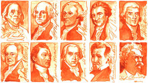 Historical Dudes of America by DennisBudd