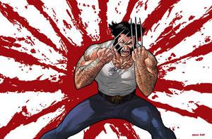 Wolverine 2 by DennisBudd
