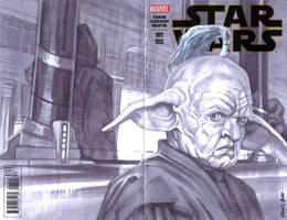 sketchcover 03 Even Piell by DennisBudd