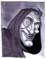 convention sketch 32 Igor by DennisBudd