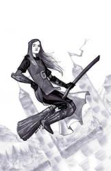 marker GinnyWeasley by DennisBudd