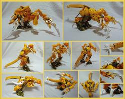 Bionicle MOC - Ground Star 2.0 by Alex-Darkrai
