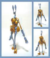 Bionicle MOC - Yevrah by Alex-Darkrai