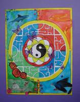 Mandala by Es-chan