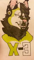 Big Limey Boi by wolfgirl327