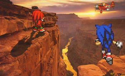 It's My Life- Sonic Advance by Nexal720