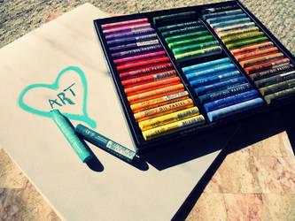 love art by SAVALISTE