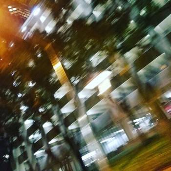 Downtown blur by SAVALISTE
