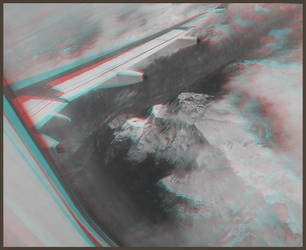 Anaglyph - Airplane Alphs by Ruben-fotos