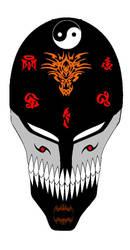 Kumorishin Hollow Mask v2 by Ultima228