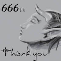 666 hits by Ikrus