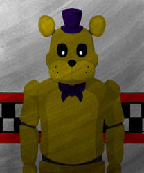 Golden Freddy by hope4uall290