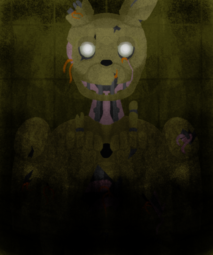 Springtrap by hope4uall290