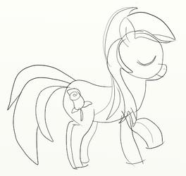roseluck doodle by Slypenslyde