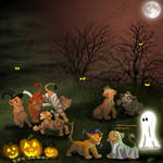 Halloween Hijinks by caper-dj