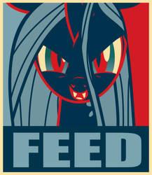 FEED by UrpleB3atin