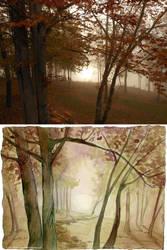 Lake Rhodhiss by shadowgirl