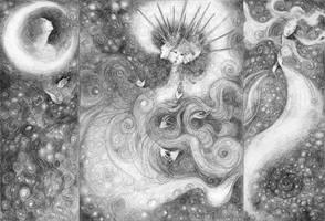 Universe Speaks, We Listen by shadowgirl