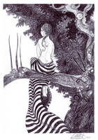 The Thinking Tree by shadowgirl
