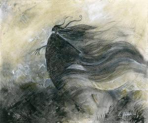Maleficent by shadowgirl