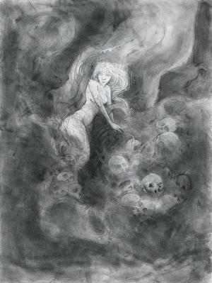 Zodiac Witch - Cancer by shadowgirl