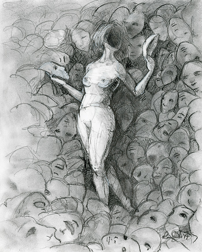 The Liar by shadowgirl