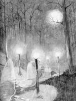 All Souls' Night by shadowgirl