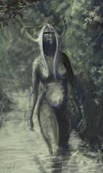 Gaia by shadowgirl