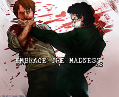 Hannibal - Embrace the madness by looklooklookitabook