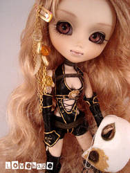 Custom pullip Nikea 2 by lovehaze