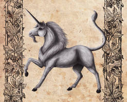 The Unicorn by SeigneurNazgul