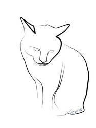 Charlie the Cat by dePow9999