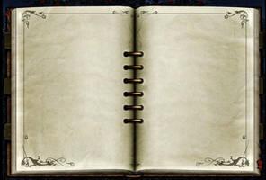 The Book of Shadow by LunaScarlatta83