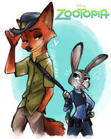 Zootopia by DAsKeTcHeRZ