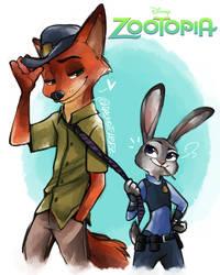 Zootopia by DAsKeTcHeRZ