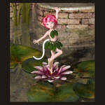 Little Lily Dancer by Phlox73