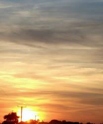 Sunset by JophesXI
