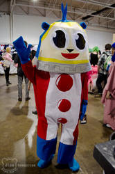 AN 2013 - Day 02 - Teddie by diav