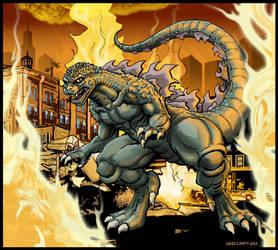 Godzilla Vindicated by GinoDrone
