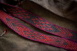 Hairband and braslet by Svetodara
