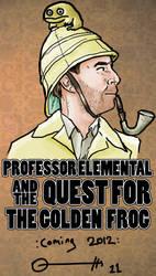 Professor Elemental by crazyfoxmachine