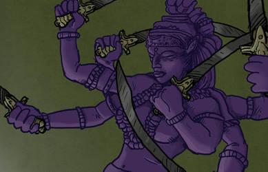 Kali by crazyfoxmachine