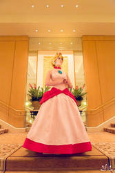 Did You See That Toadsworth? by LilyBatCosplay